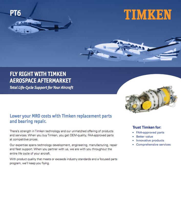 PT6 Timken