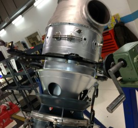 PT6A-27 engine